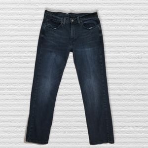 Levi's | Blue Black Wash 514 Jean's 32x30
